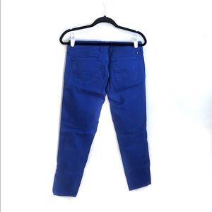 Lucky Brand Jeans - Lucky Brand Blue Charlie Capri Size 6